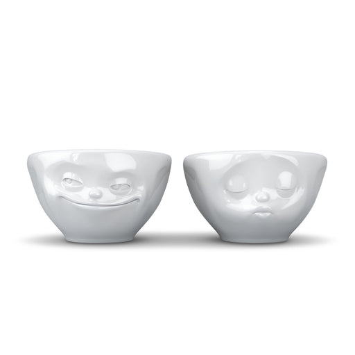 BOWL SETS <br> Kissing & Grinning