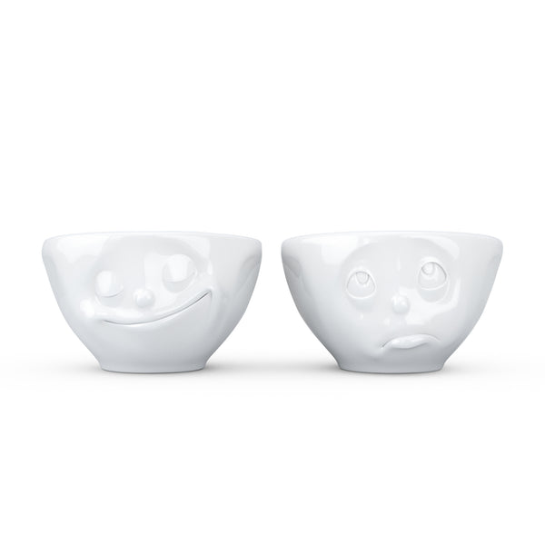 BOWL SETS<br>Happy & Oh please<br>200 ml