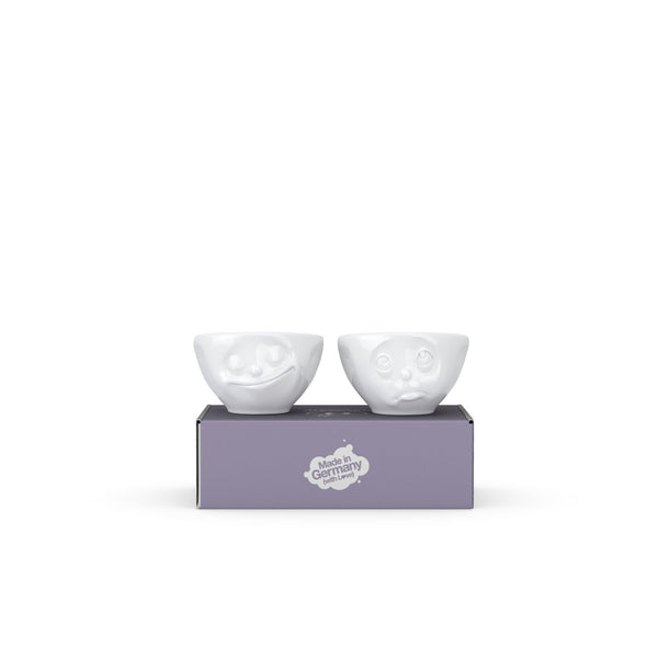 Bowl Sets <br> Happy & Oh Please <br> 200 ml