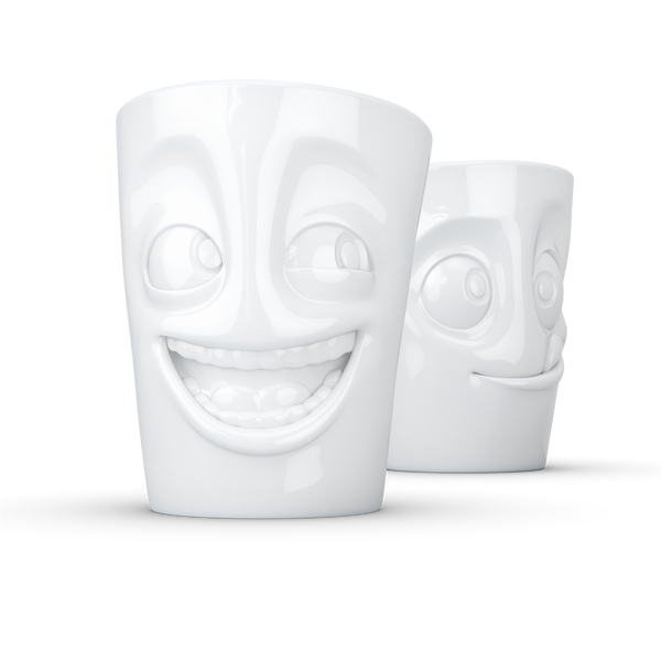 Mug Sets <br> Joking & Tasty <br> 350 ml