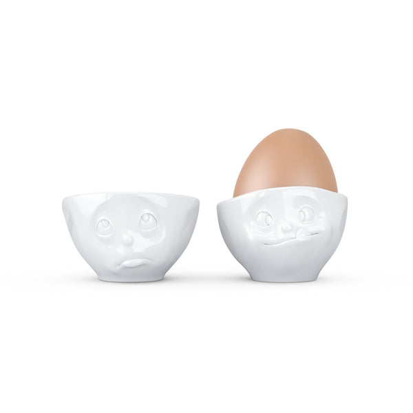 Egg Cup Sets <br> Oh Please & Tasty