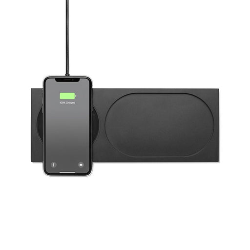 BLACK BLOCK WIRELESS CHARGER <br>NU x TOM DIXON