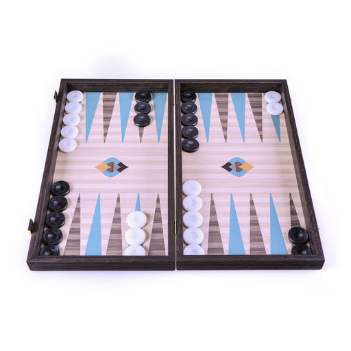 ARABESQUE ART <br> BACKGAMMON