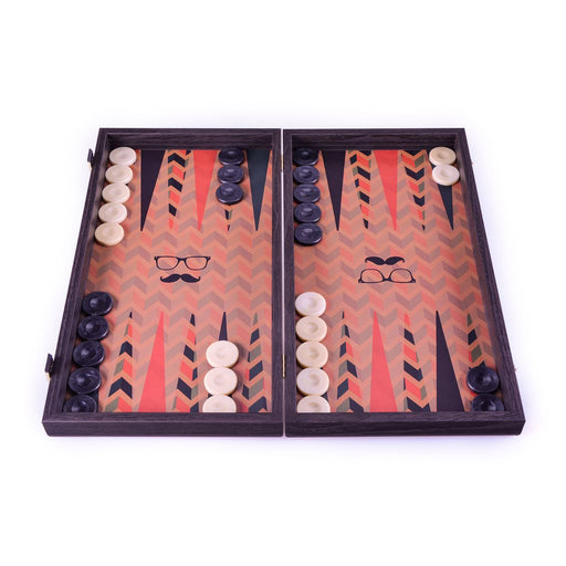 HIPSTER STYLE<br>BACKGAMMON