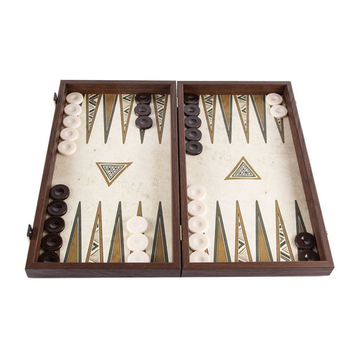 GREEK FOLK ART<br>BACKGAMMON