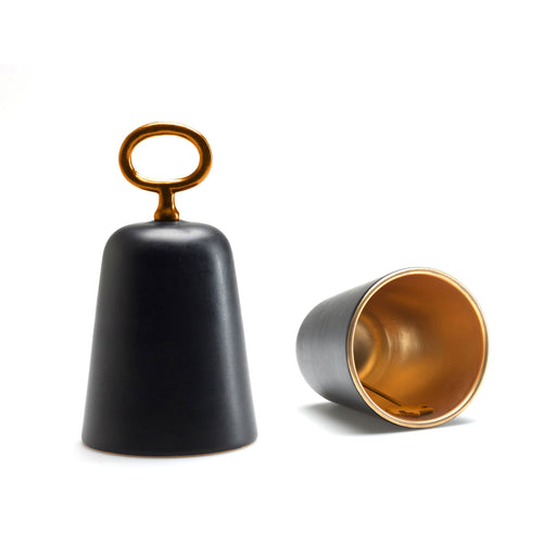UNLOCK BELL  MATT BLACK