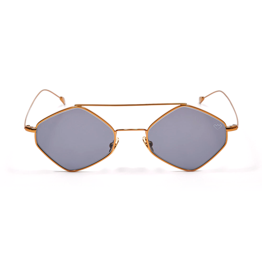 Rigaut Sunglasses <br> Gold / Smoke