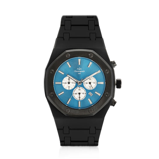 Eight Kuwait <br> Ocean Chronograph Blue