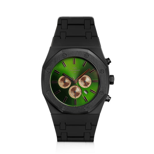 Eight Kuwait <br> Envo Chronograph Royal Green