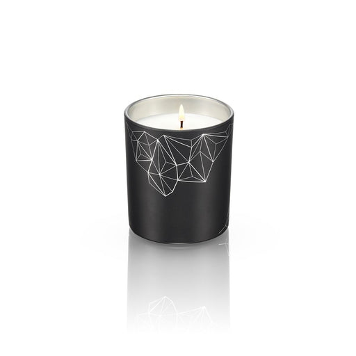 BLACK CANDLE <br> SANDALWOOD & CEDAR