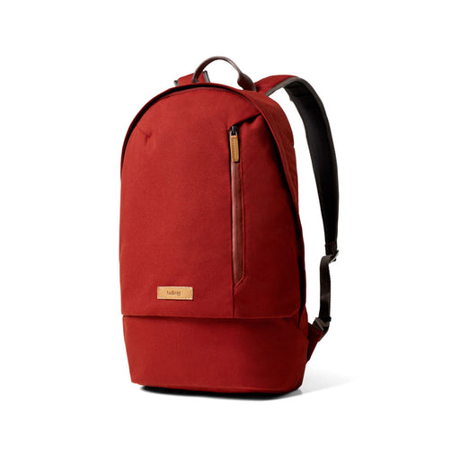 CAMPUS BACKPACK<br> RED OCHRE