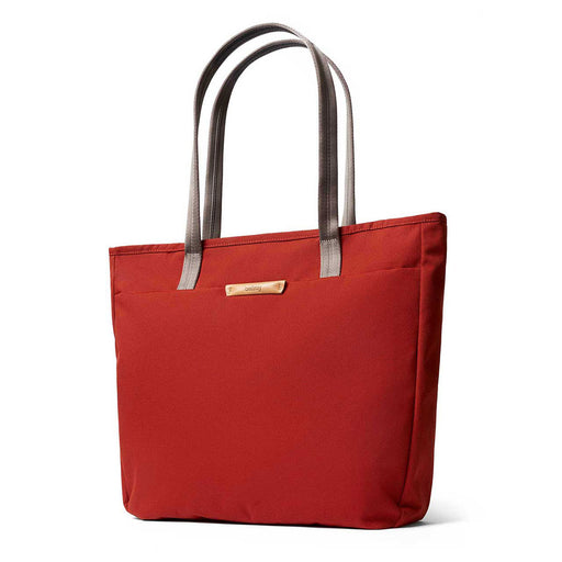 TOKYO TOTE<br> RED OCHRE