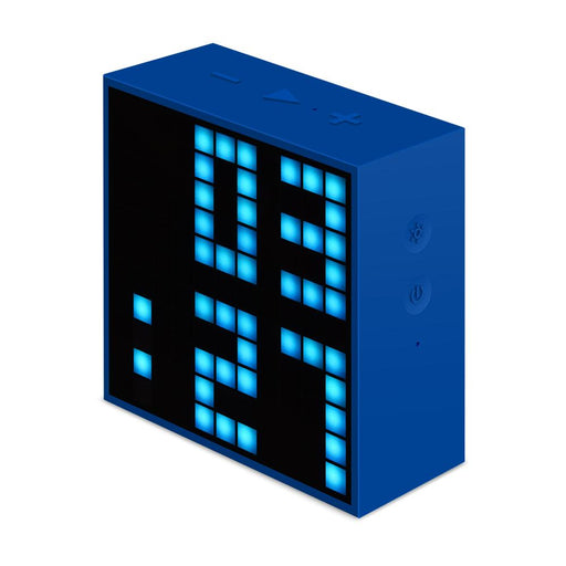 MINI TIME BOX / SPEAKER <br> BLUE