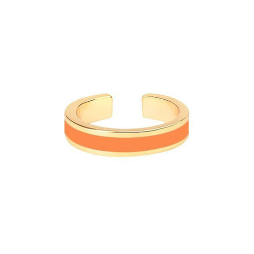 BANGLE RING <br> MANDARIN