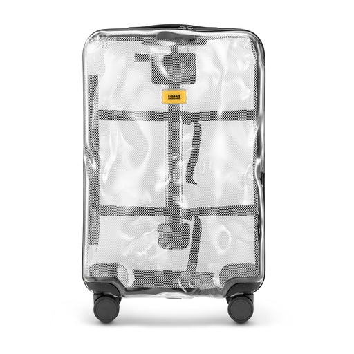 The Share Suitcase <br> Transparent
