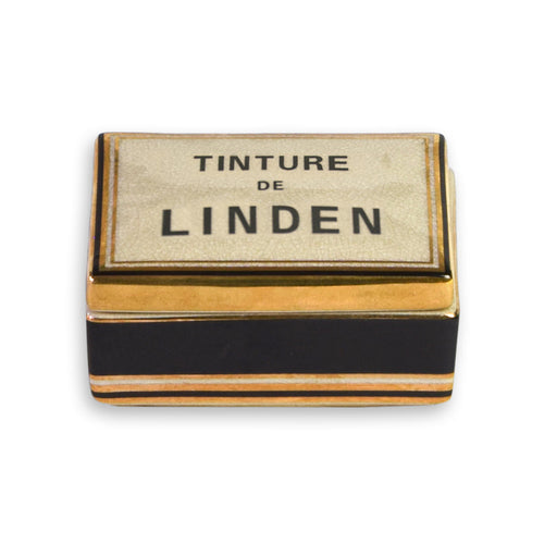 TINTURE CANDLE <br> LINDEN