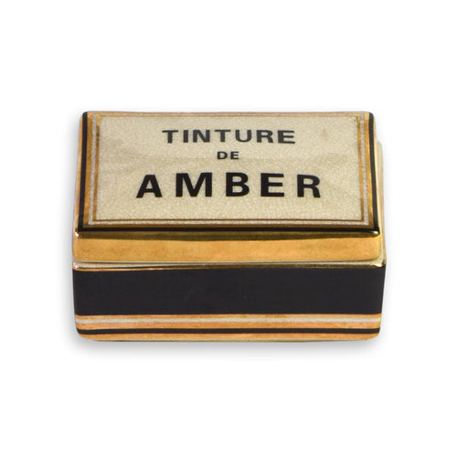 TINTURE CANDLE <br> AMBER