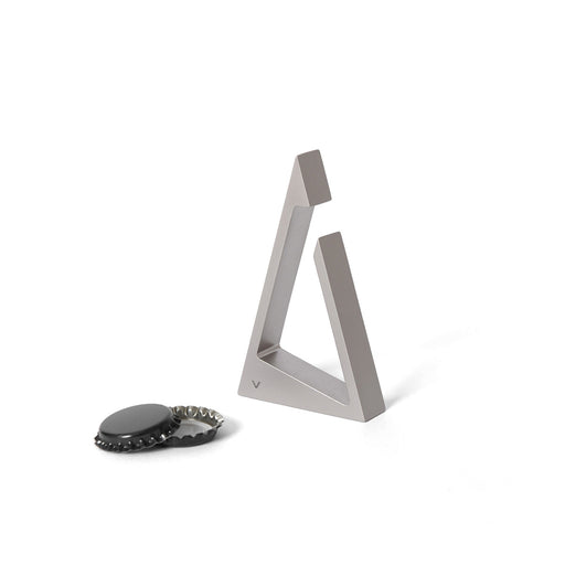 TRIANGLE <br> BOTTLE OPENER<br>Silver