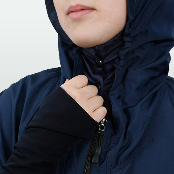 PRAYER PARKA LITE <br> NAVY