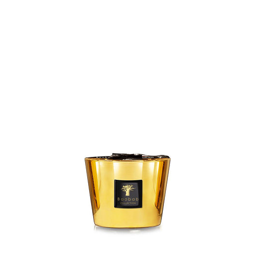 Les Exclusives Aurum Candle <br> Jasmine And Musk <br> (12.5 x 10) cm