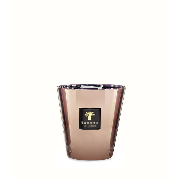 LES EXCLUSIVES CYPRIUM CANDLE<br> SANDALWOOD, PEPPER, MUSK<br> (14.5 x 16) CM