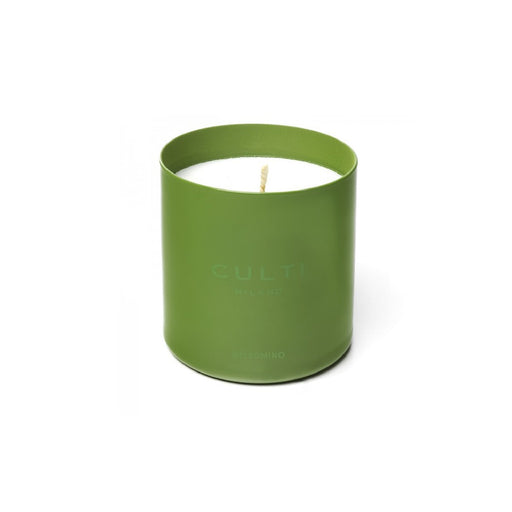 GREEN CANDLE <br> GELSOMINO