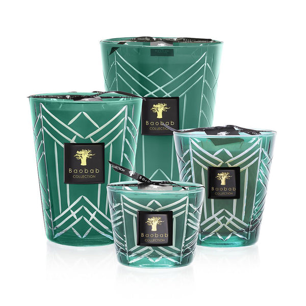 High Society Gatsby Candle<br> Incense, American Pepper, Amber<br> Limited Edition<br> (14.5 X 16) cm