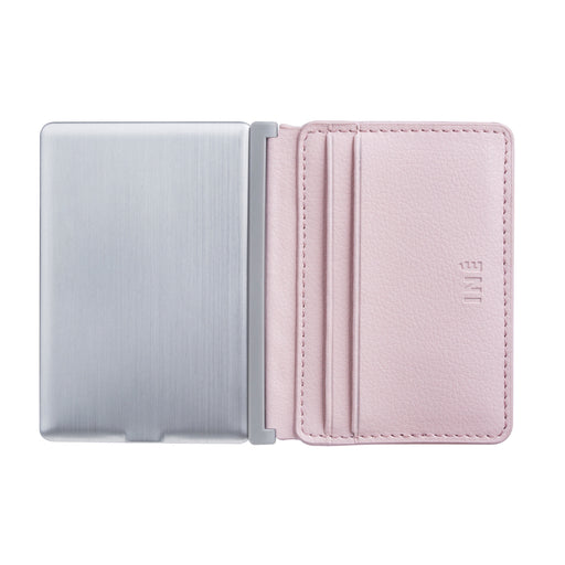 Iné Wallet x Fr-Bg <br> With Built-In Powerbank <br> Pink