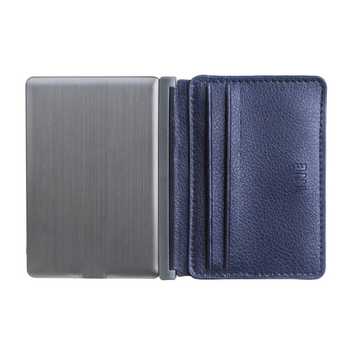 Iné Wallet x Fr-Bg <br> With Built-In Powerbank <br> Blue