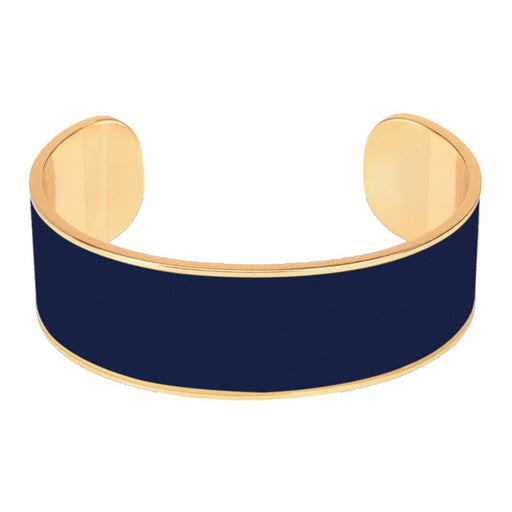 BANGLE CUFF <br> NIGHT BLUE