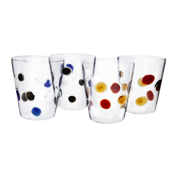 Lemonade Tumbler Glass <br> Set of 4