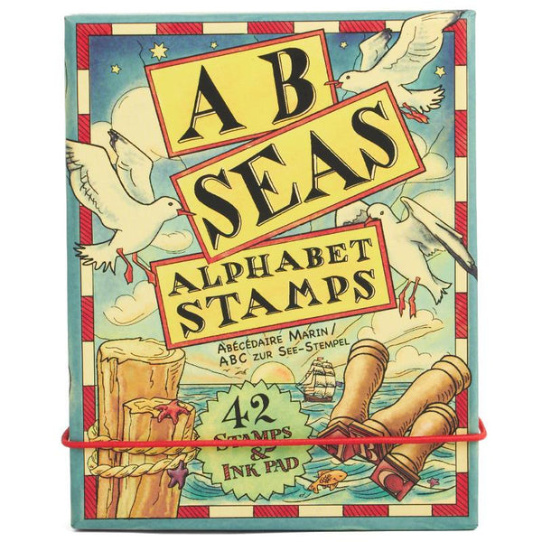 A-B-SEAS<BR>STAMP SET