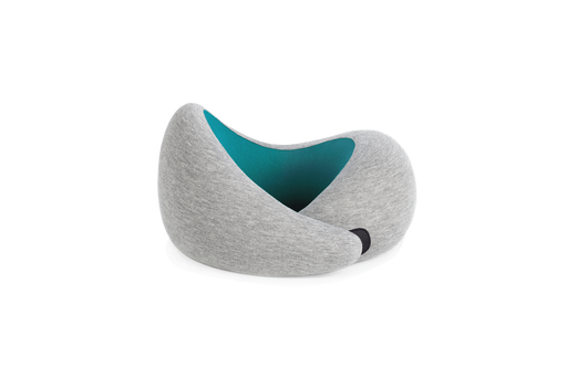 OSTRICHPILLOW GO <br>TRAVEL NECK PILLOW<br> BLUE REEF