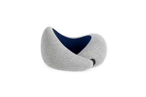 OSTRICH PILLOW GO <br>TRAVEL NECK PILLOW<br> DEEP BLUE