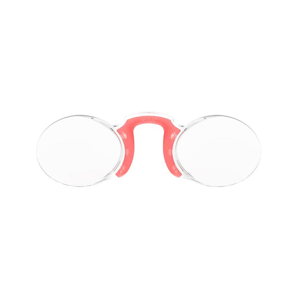 Reading Glasses<br> Oval Pink