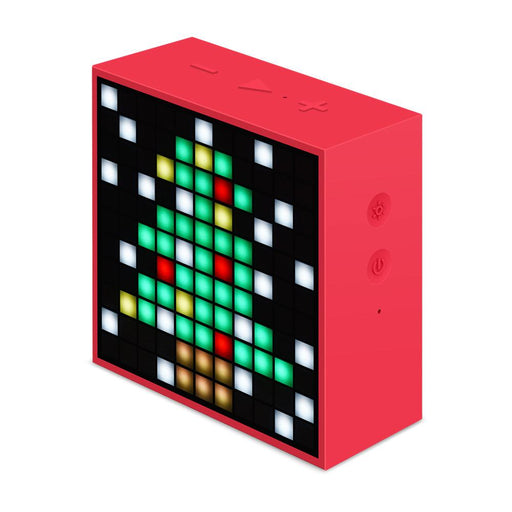 MINI TIME BOX / SPEAKER <br> RED