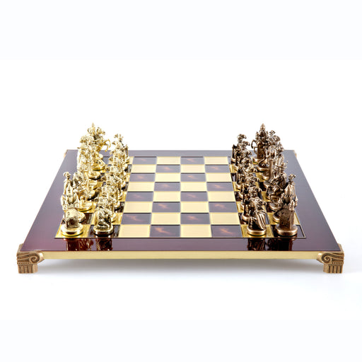 CHESS SET <br> MEDIEVAL KNIGHTS