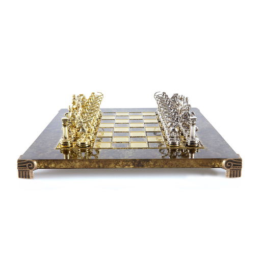 CHESS SET <br> ARCHERS <br> (28 x 28) cm