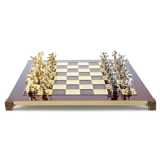 CHESS SET <br> LABOURS OF HERCULES