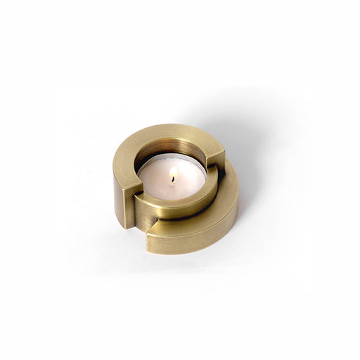 CIRCULAR <br> TEALIGHT HOLDER