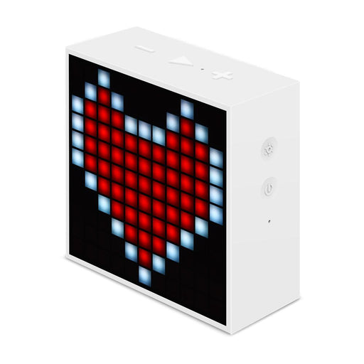 TIME BOX - MINI <br/> speaker WHITE