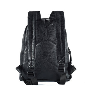 Haze Crane Emblem Backpack