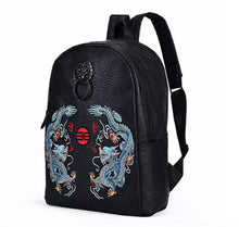 Haze Dragon Backpack