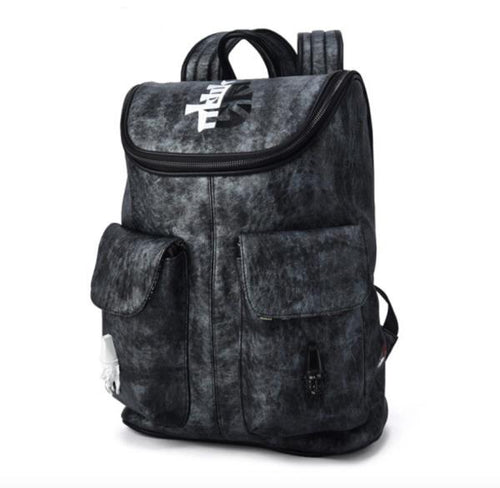 Haze Grey Talisman Backpack