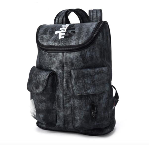 Grey Talisman Backpack