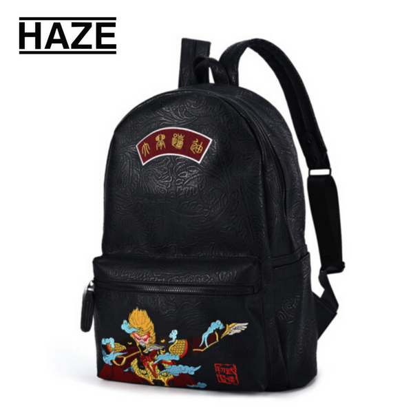 Shaolin Monkey Backpack