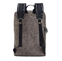 Tan Wave Backpack