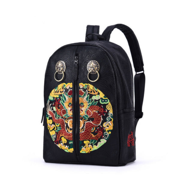 Zen Dragon Backpack