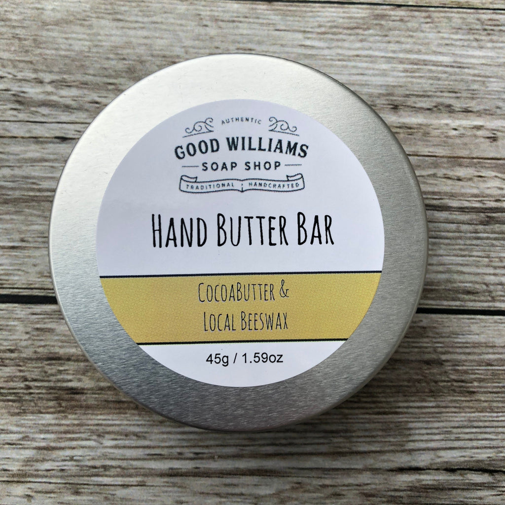 Hand Butter Bar - Cocoa - Good Williams
