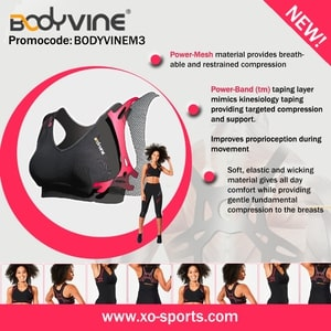NEW LAUNCH - BodyVine COOLMAX Activewear Series